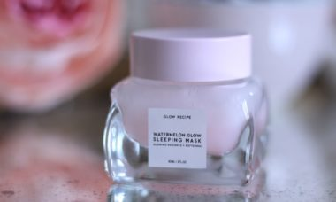 Glow Recipe Watermelon Glow Sleeping Mask Review