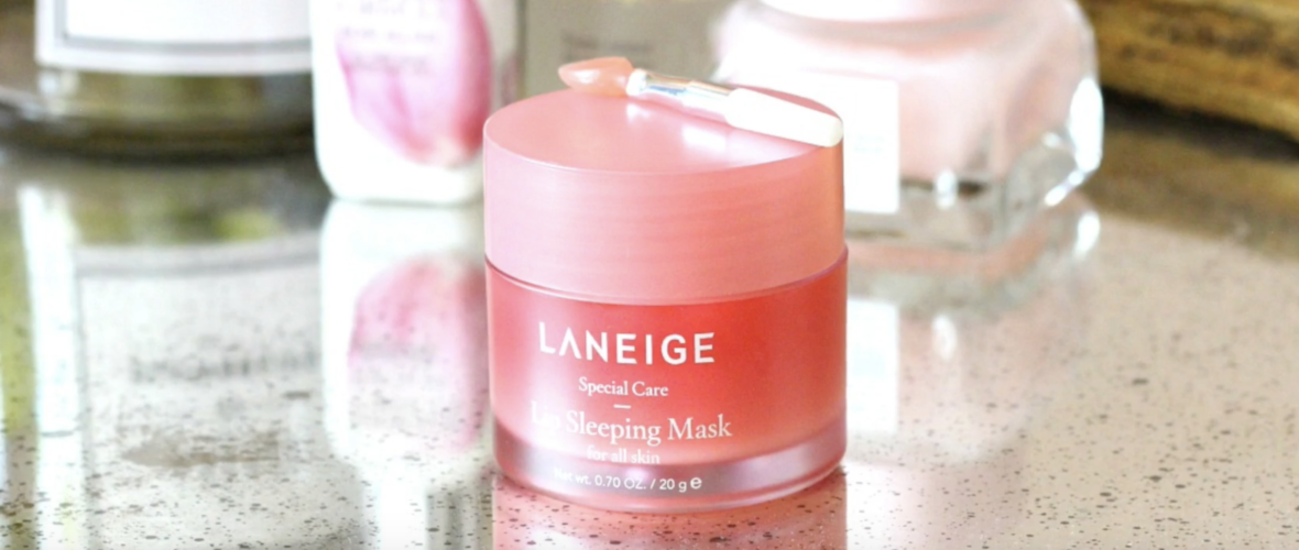 Review of Laneige Lip Sleeping Mask