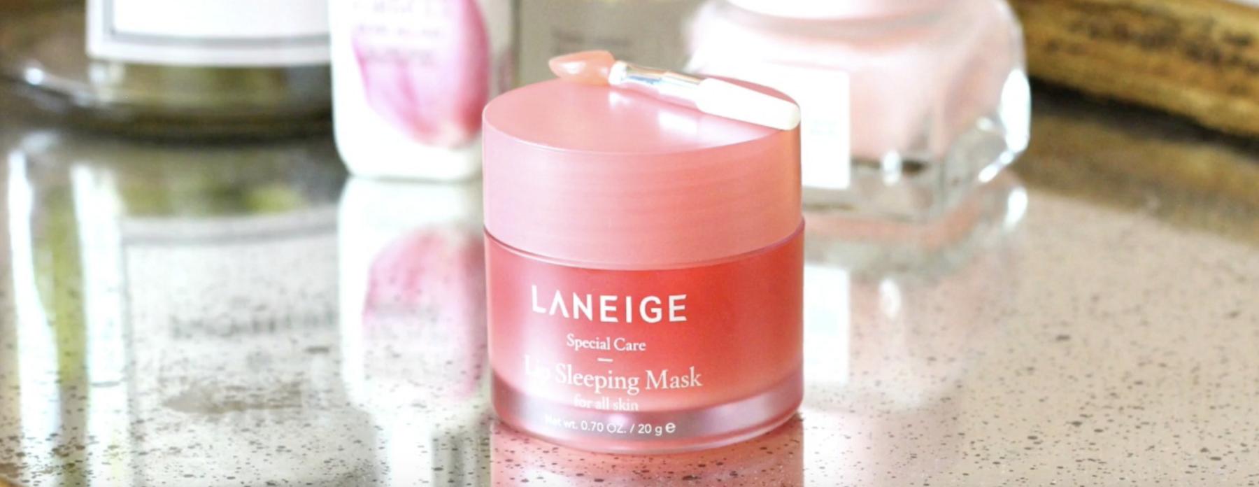 Review of Laneige Lip Sleeping Mask